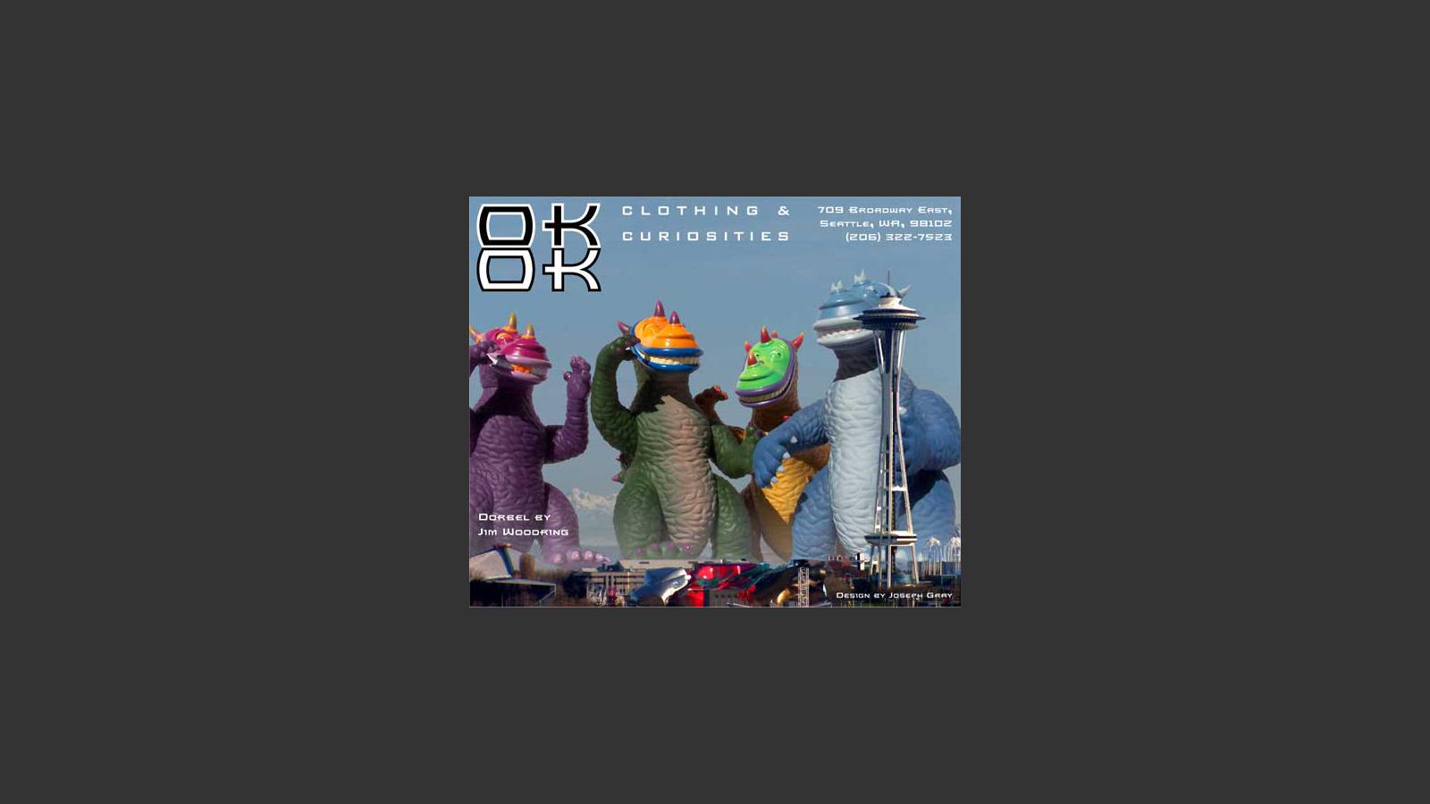 OK OK Inc.