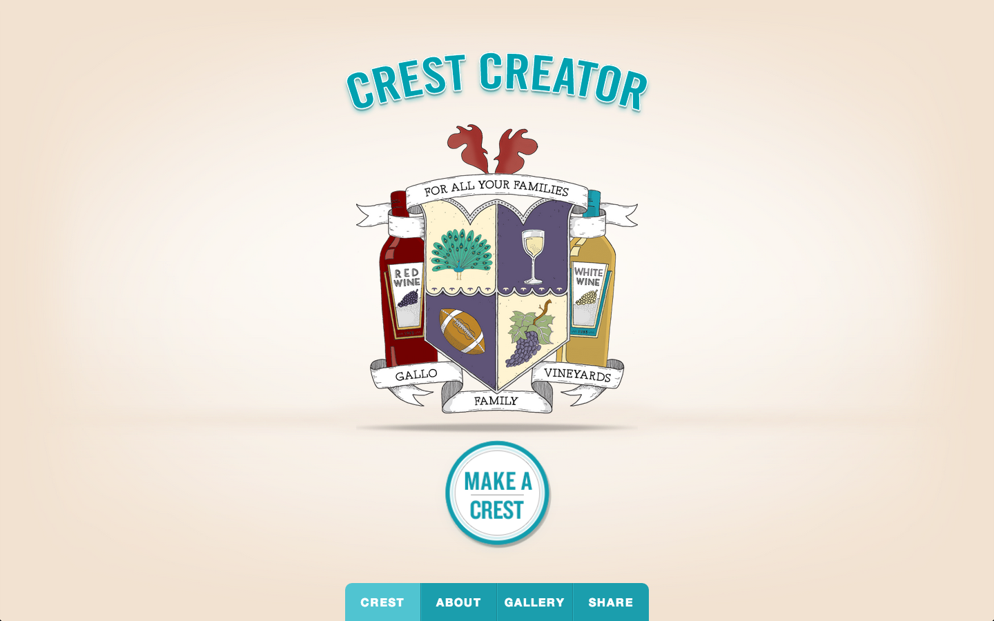 Gallo: Crest Creator