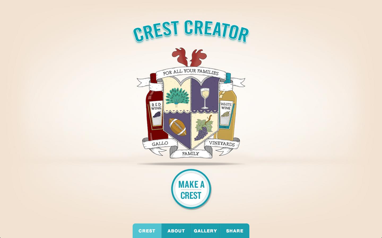 Gallo: Crest Creator
